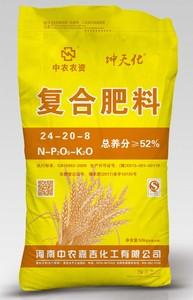 坤天化复合肥料新品